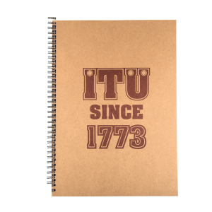 İTÜ SINCE Defter Bordo