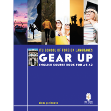 Gear up Englısh course book for A1-A2
